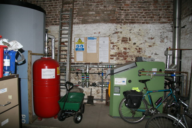 Mickle Trafford Mill - green power