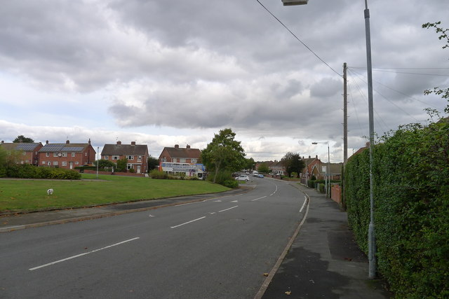 Shrewsbury Road, Manton, Worksop