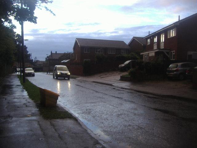 Edinburgh Road, Benhilton