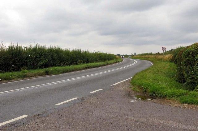 Eynsham Road to Farmoor