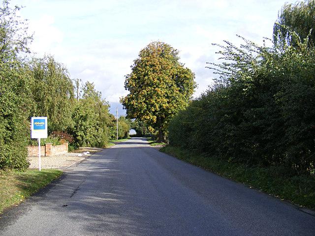 Coram Road, Kersey