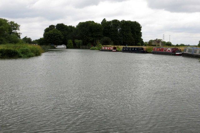 The River Thames near Pinkhill Lock
