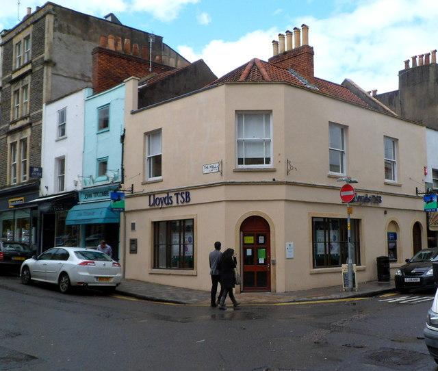 Lloyds TSB in Clifton, Bristol