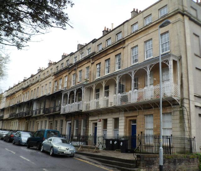 Caledonia Place, Clifton, Bristol