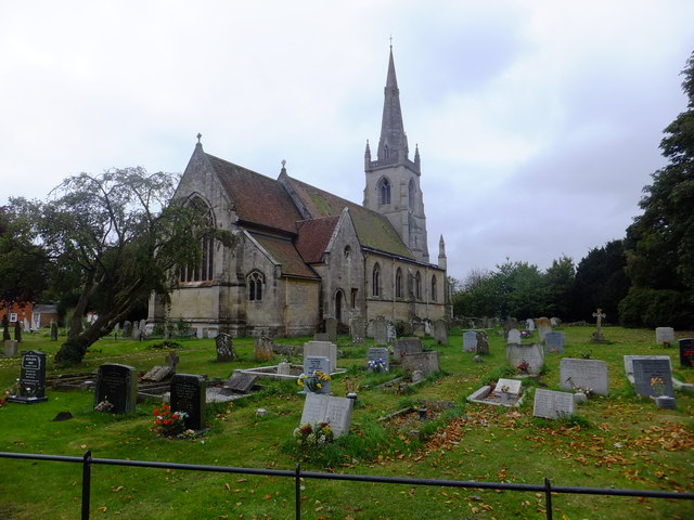 St Lawrence Church, Revesby