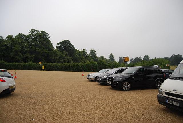 Car park, Whitlingham Country Park