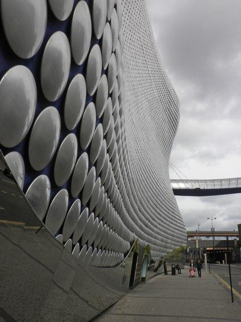 Exterior, Selfridges department store, Birmingham