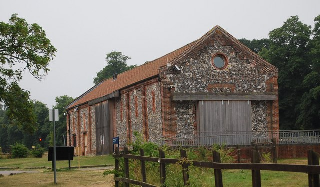 Whitlingham Country Park Visitors Centre