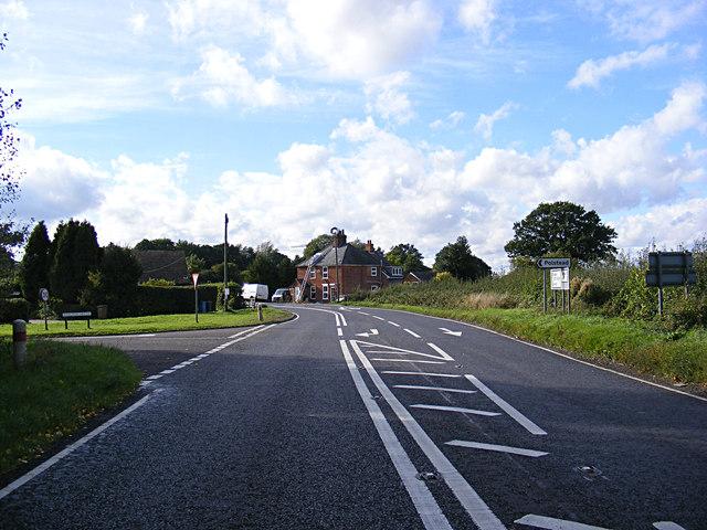 A1071 Coram Road, Hadleigh Heath