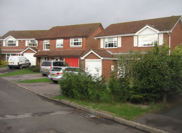 Houses in Mallard Close