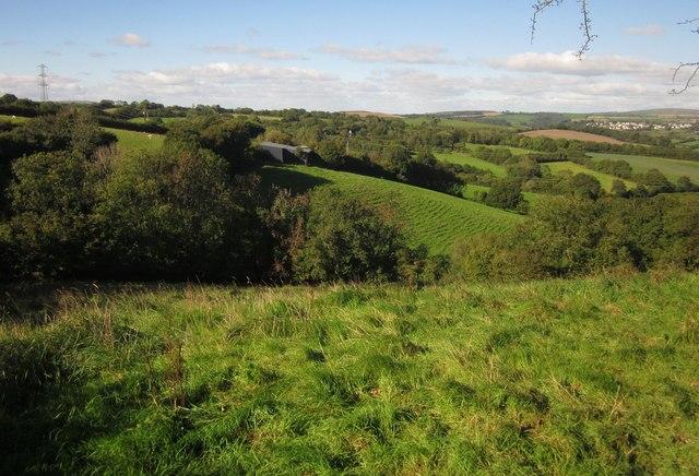Countryside at Steplake
