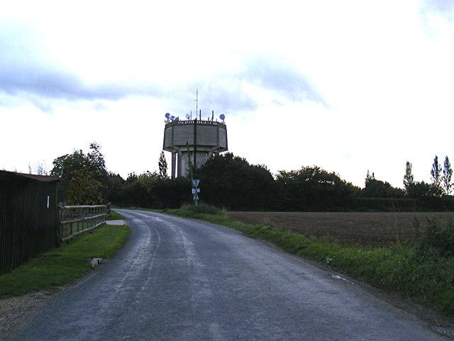 Holt Road & Watsons Corner Water Tower