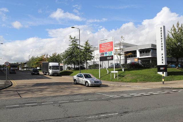 Auriol Drive