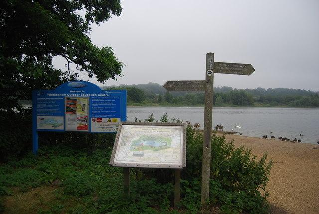 Sign, Wherryman's Way