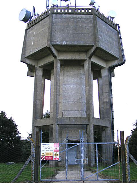 Watsons Corner Water Tower