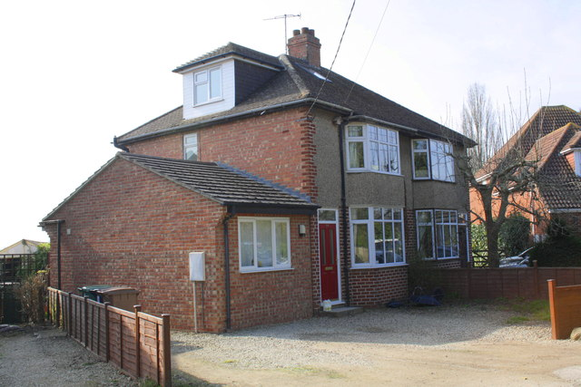Nos. 94 and 92 Wootton Road
