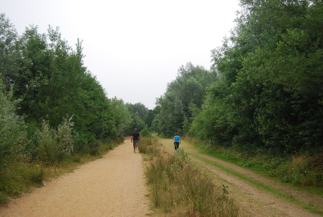Path, Whitlingham Country Park