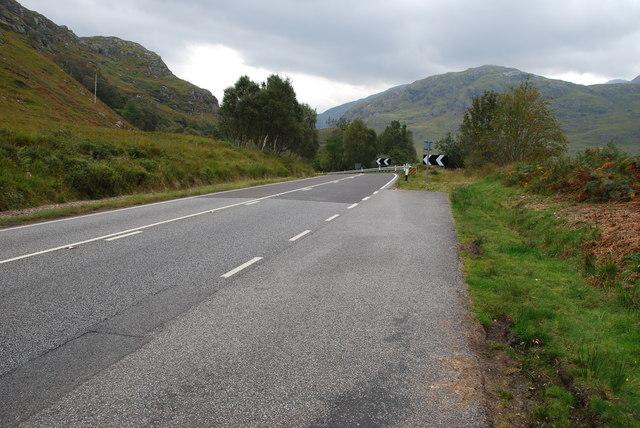 The Mallaig Road ( A830)