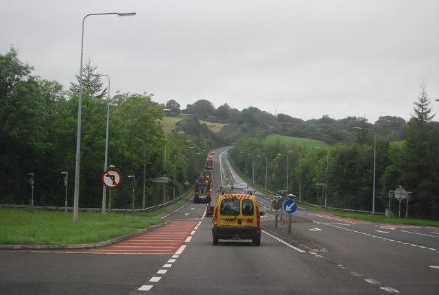 A477 road