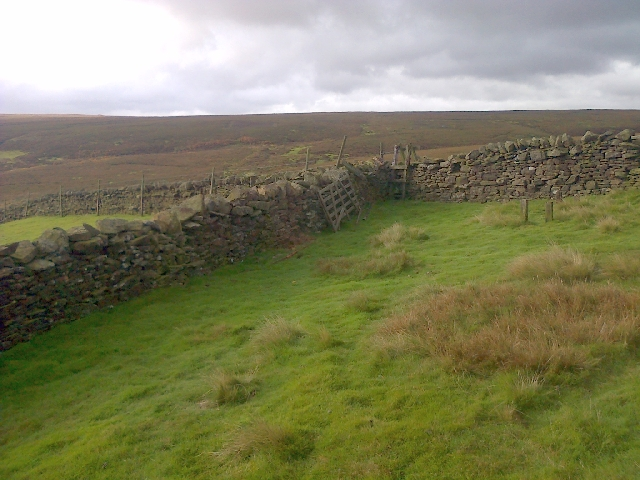 Wall Junction