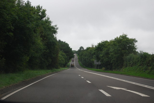 A477, eastwards