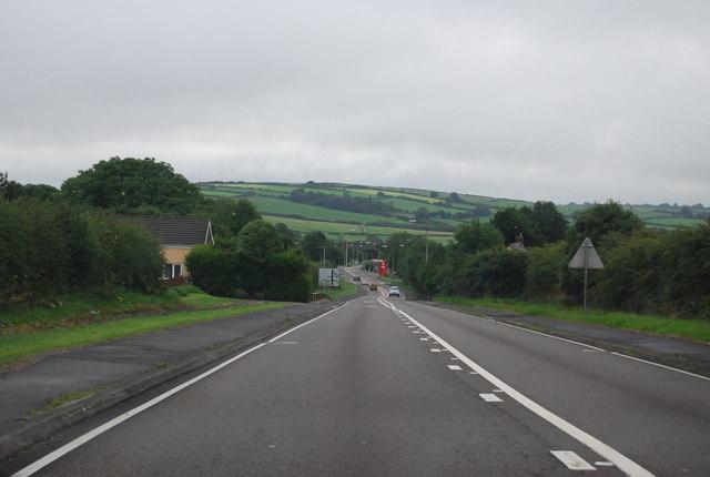 A477, Llanteg