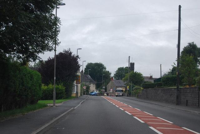 A477, Llanddowror