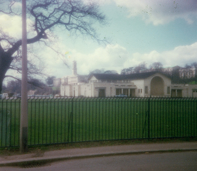 Lakeside Pavilion, 1978