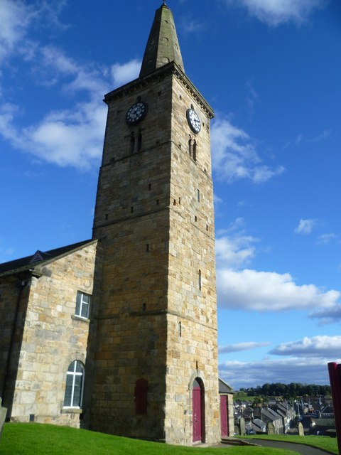 Tower of St. Drostan's