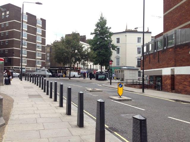 Rampayne Street, Pimlico