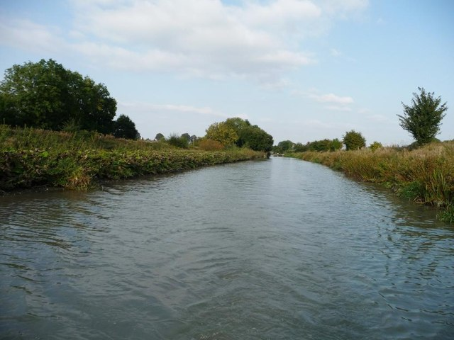 Kennet & Avon canal at Crofton