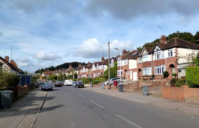 Hemdean Road, Caversham