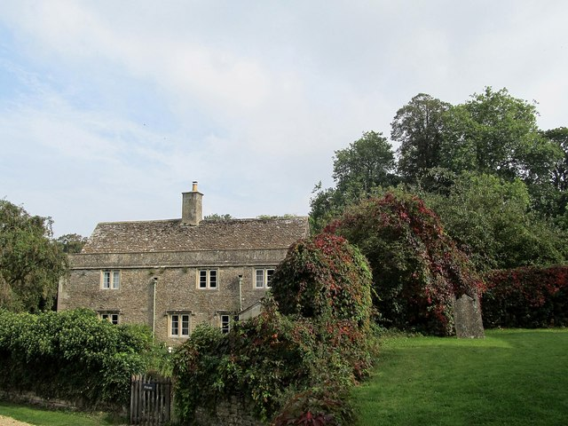 Lacock-Stone Cottage