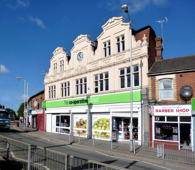 The Co-op, Cemetery Junction