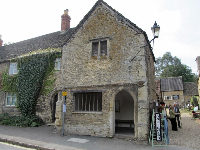 Lacock Bus Shelter