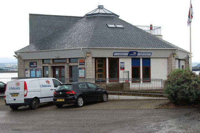 Inshore Life Boat Station  No1