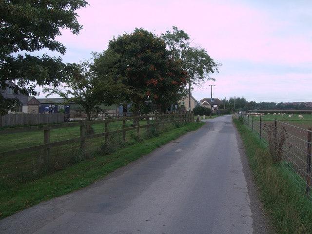 Harris Croft, Bincknoll Lane, near Royal Wootton Bassett