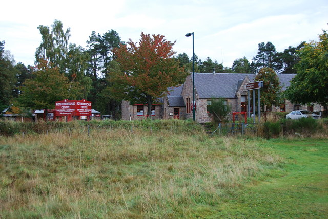 Rothiemurchus Information Centre