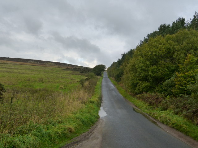 Leading to Garliegh