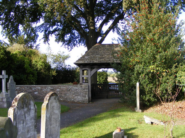 Lych Gate View