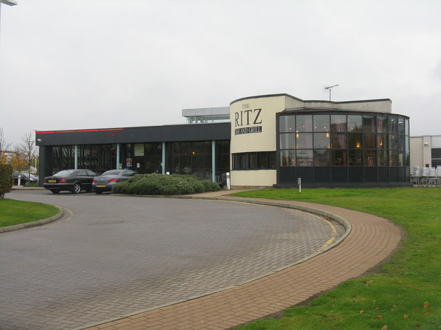 The Ritz Bar and Grill