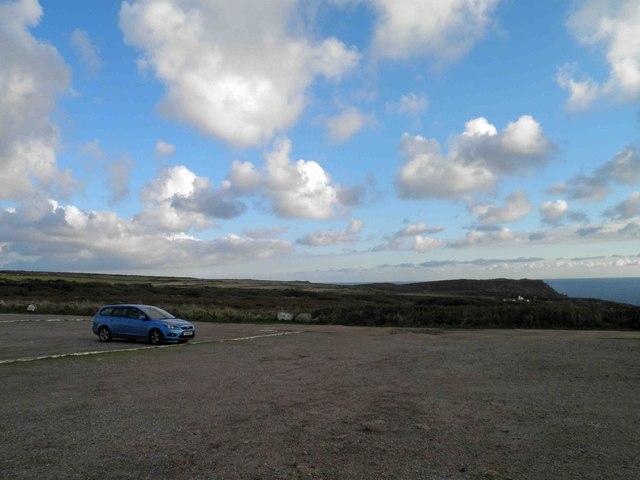 Land's End car park