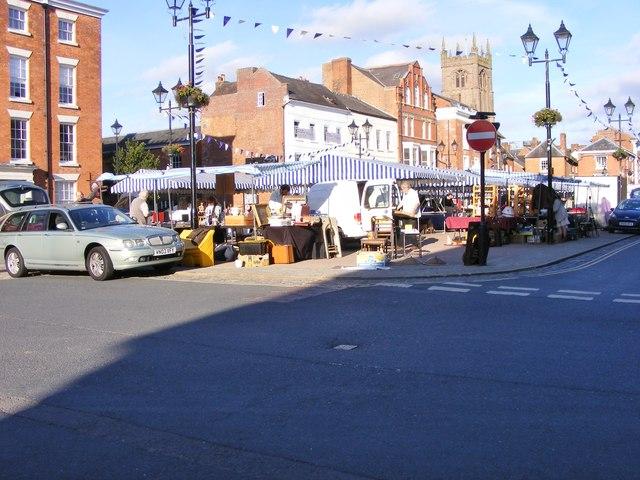 Ludlow Sunday Market