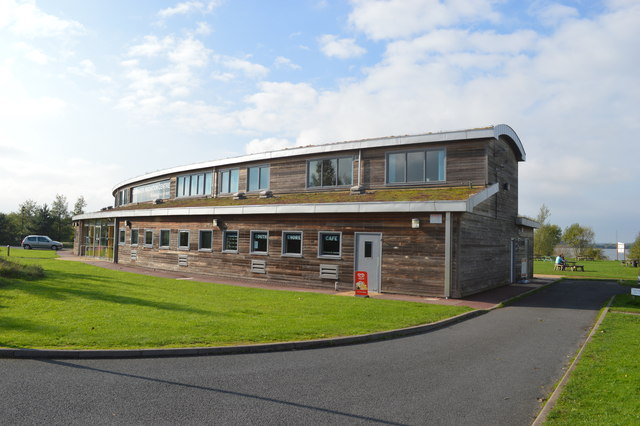 Chasewater Innovation Centre and Cafe