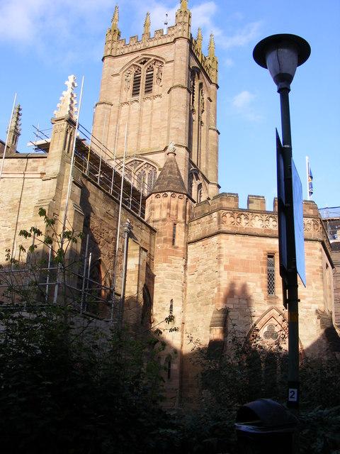 Ludlow Church