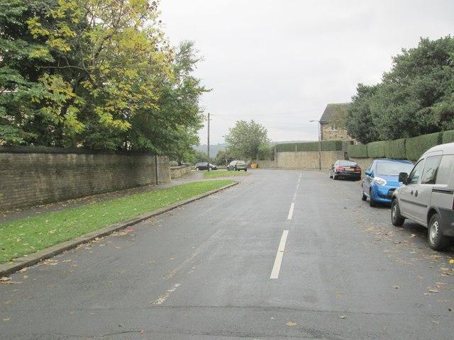 Albert Promenade - Skircoat Moor Road