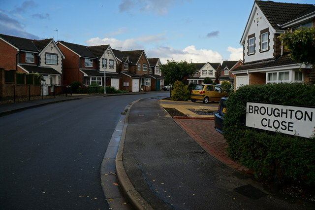 Broughton Close off Broadland Drive, Hull