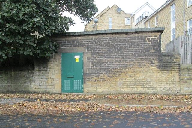 Electricity Substation No 531 - Kensington Road