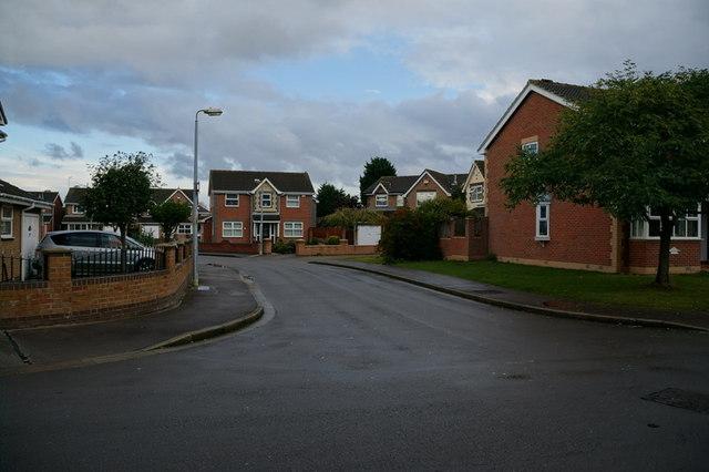 Thornbridge Close off Barleigh Road, Hull