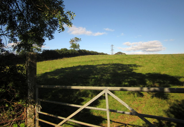 Field east of Trevashmond